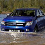 Как проверить масло на Ford Ranger