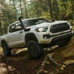 Как проверить масло в пикапе Toyota Tacoma
