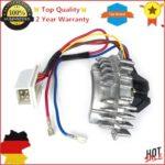 Как проверить мотор-регулятор вентилятора вентилятора Mercedes Benz