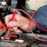 Как проверить напряжение батареи разомкнутой цепи