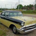 Как проверить номер Chevrolet VIN 1957 года