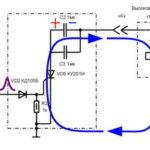Как проверить пакеты катушек с помощью измерителя напряжения