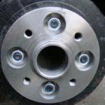 Как работают проставки колес?