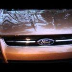 Как разблокировать Ford Escape с разряженной батареей
