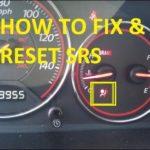 Как сбросить Honda Accord SRS Light