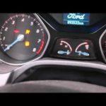 Как сбросить отключение топлива Ford