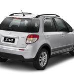 Как сбросить предупреждение о шинах в Suzuki SX4