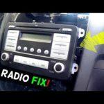 Как сбросить радиокод VW