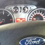 Как Сбросить Свет Двигателя Обслуживания на Форде
