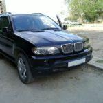 Как сбросить свет масляного двигателя на BMW X5 2003