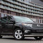 Как сбросить свет, необходимый для обслуживания Toyota Highlander