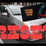 Как Сбросить Свет Обслуживания на 2003 Nissan Sentra