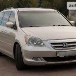 Как сбросить свет подушки безопасности на Honda Odyssey