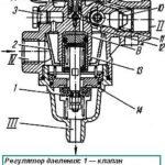 Как сбросить тормозной клапан