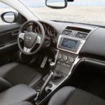 Как сделать регулировку стояночного тормоза в Mazda6