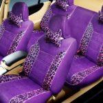 Как сделать свои собственные задние чехлы на сиденья автомобиля