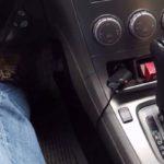 Как сделать выгорание с автоматической коробкой передач