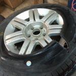 Как сломать бусину на шине