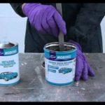 Как смешать автомобильную краску Nason
