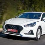 Как снять черту в Hyundai Sonata