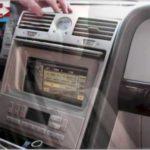 Как снять дверную панель Lincoln Navigator