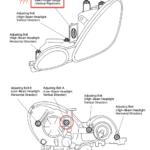 Как снять фару на Lexus GS300