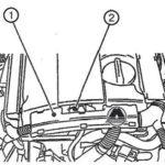 Как снять катушку на 5,7 л двигателе