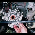 Как снять масляный насос на автомобилях