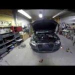 Как снять передний бампер с Audi TT
