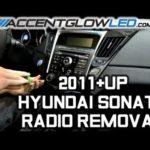 Как Снять Радио в Сонате Hyundai