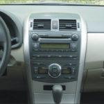 Как снять радио в Toyota Corolla 2003 года