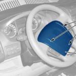 Как снять руль Pontiac