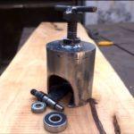 Как снять рулевое колесо, если вы не можете использовать колесный съемник