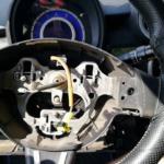 Как снять рулевое колесо в пикапе Nissan