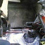 Как снять рычаги переключения передач на механической коробке передач Ford F-150