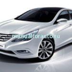 Как снять с охраны сигнализацию Hyundai Sonata OEM