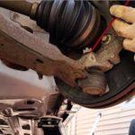 Как снять сердечник нагревателя в Chevrolet Venture