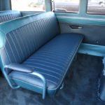 Как снять сиденье Chevy Van Bench
