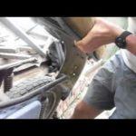 Как снять сиденье мотоцикла Yamaha