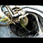 Как снять топливный насос с двигателя Buick 3,8 литра V6