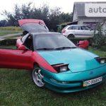 Как снять топливный насос с Ford Probe 1993 года