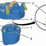 Как снять топливный насос с гусеницы 3406