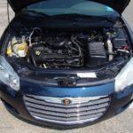 Как снять заднее сиденье на Chrysler Sebring 2004 года