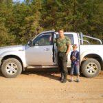 Как снять заднюю дверь Ford Ranger