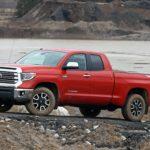 Как снять защитную пластину в Toyota Tundra