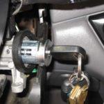 Как снять зажигание Ford Truck