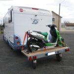Как транспортировать скутер