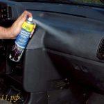 Как удалить царапины на пластиковом салоне автомобиля