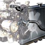 Как удалить известковые отложения в авто радиатор