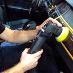 Как удалить карандаш с обивки автомобиля